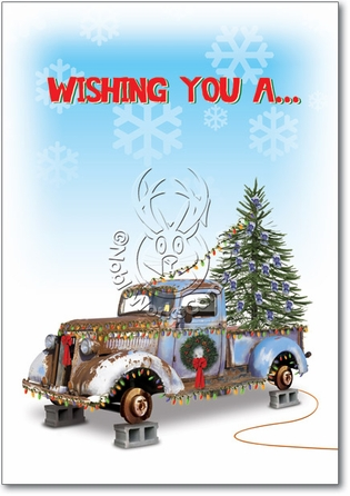 Christmas Cards from the Trailer Park