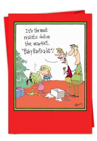 baby barfalot christmas dirty christmas jokes for adults - Dirty Christmas Jokes